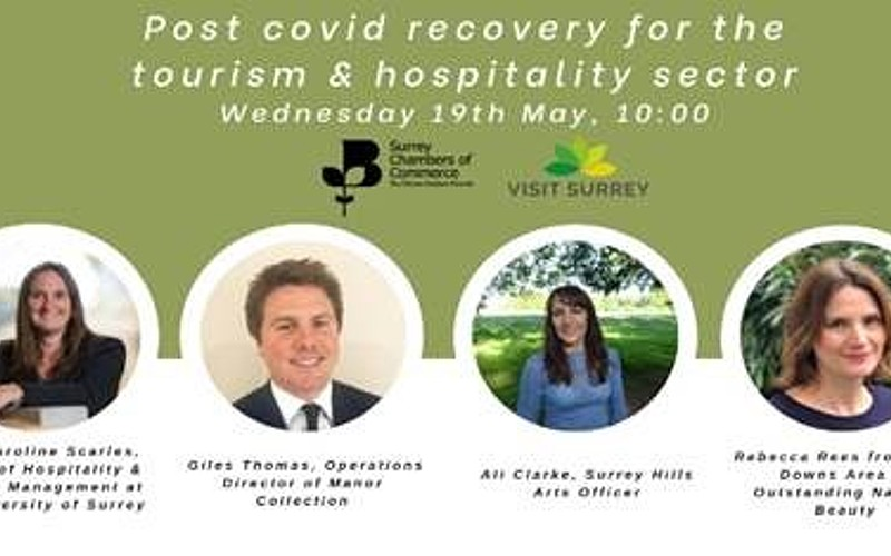 Post-Covid Recovery for Tourism & Hospitality