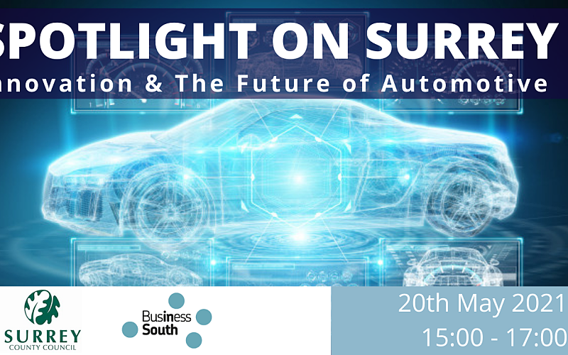 Spotlight on Surrey: Innovation & The Future of Automotive