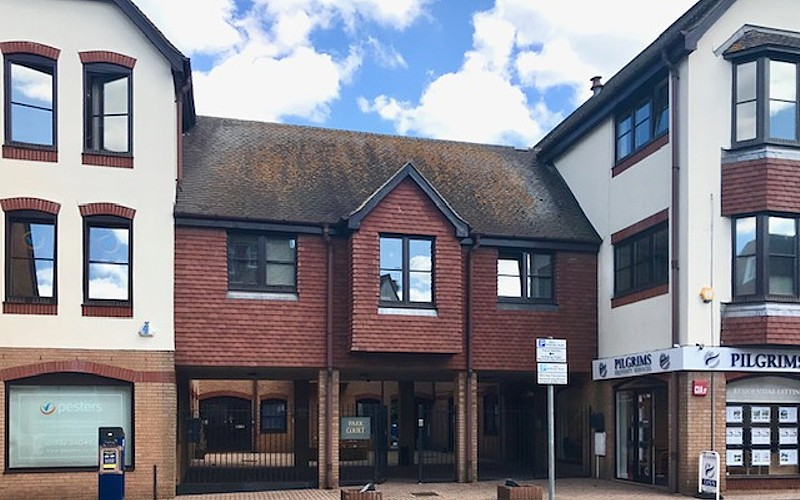 Unit 3 Park Court, Pyrford Road, West Byfleet