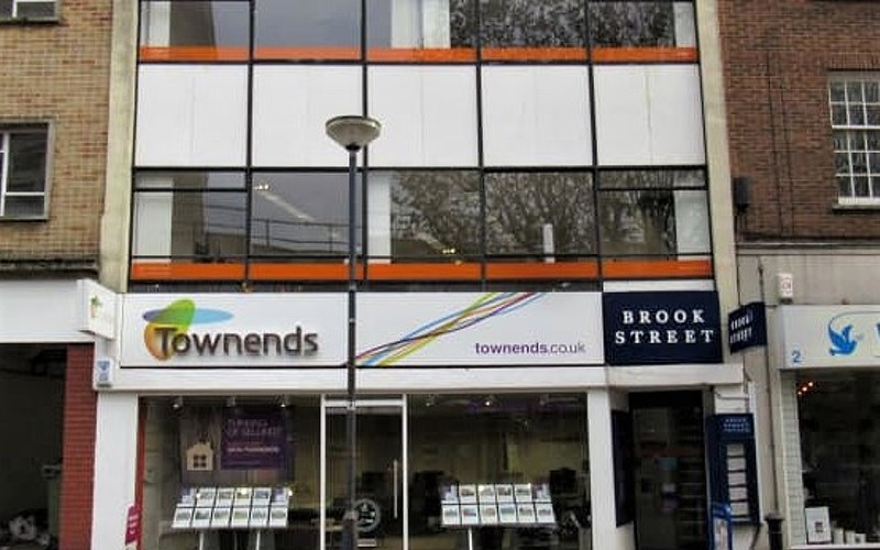1st & 2nd Floor Offices, 4 Commercial Way, Woking