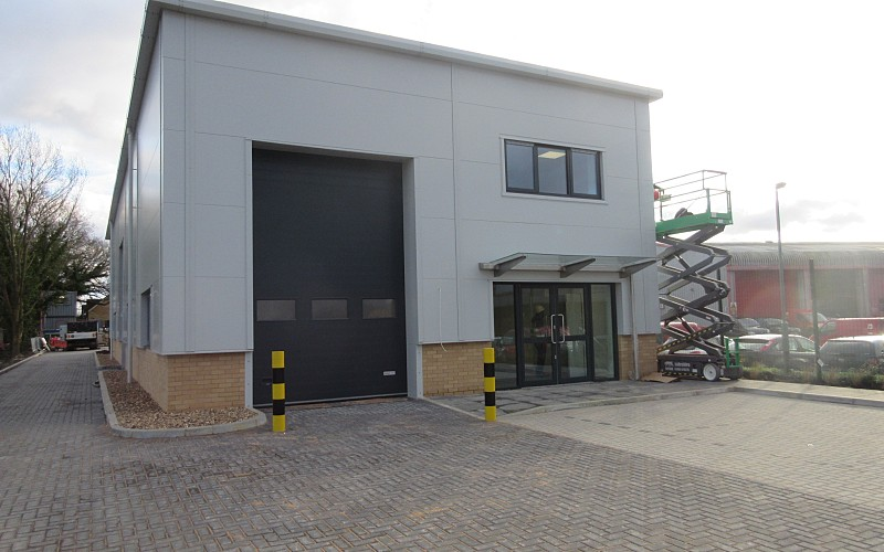 Unit 3, Kestrel Business Park, Kestrel Way, Goldsworth Park, Woking, Surrey