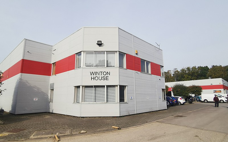Winton House, Wintonlea, Monument Way West, Woking