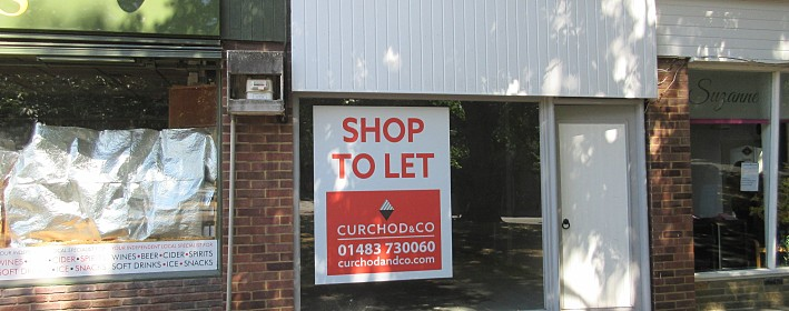 Shop 5, Marshall Parade, Coldharbour Road, Pyrford, Woking, Surrey